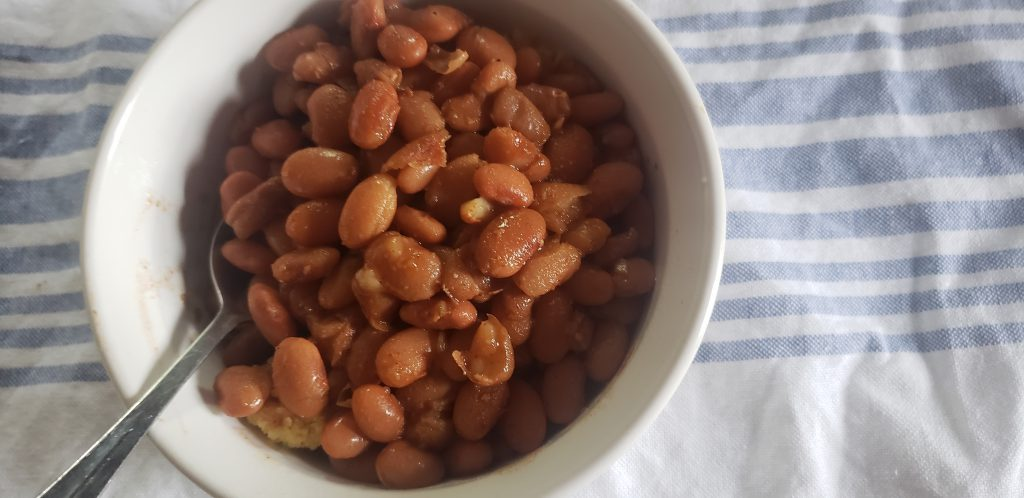 The Easiest Instant Pot, No Soak, Pinto Beans Ever