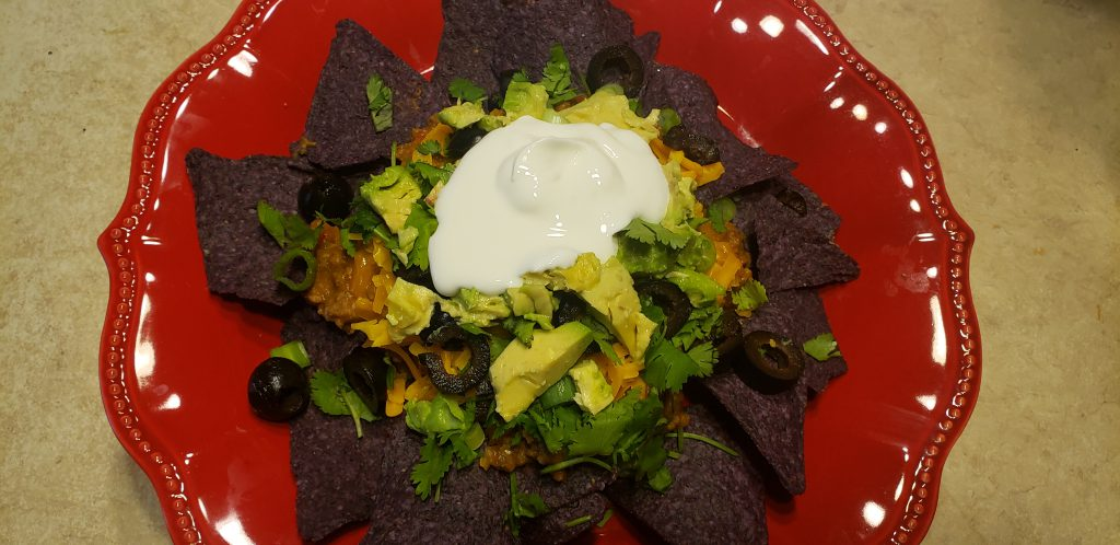 Trim Healthy Mama S Nachos