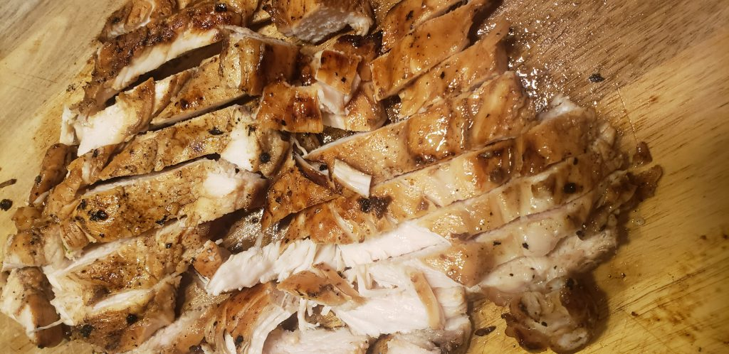 Amazing Low Carb Grilled Chicken