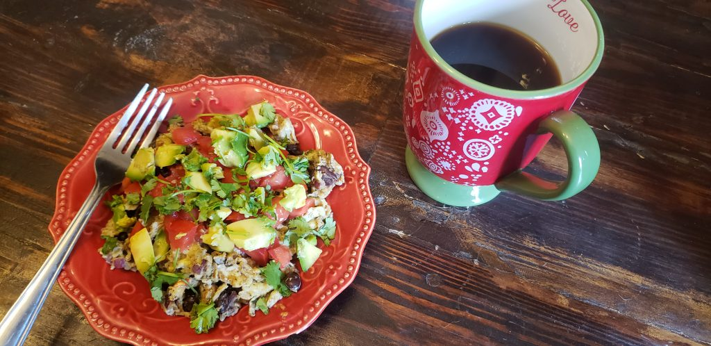 Mexican Egg Scramble Trim Healthy Mama S