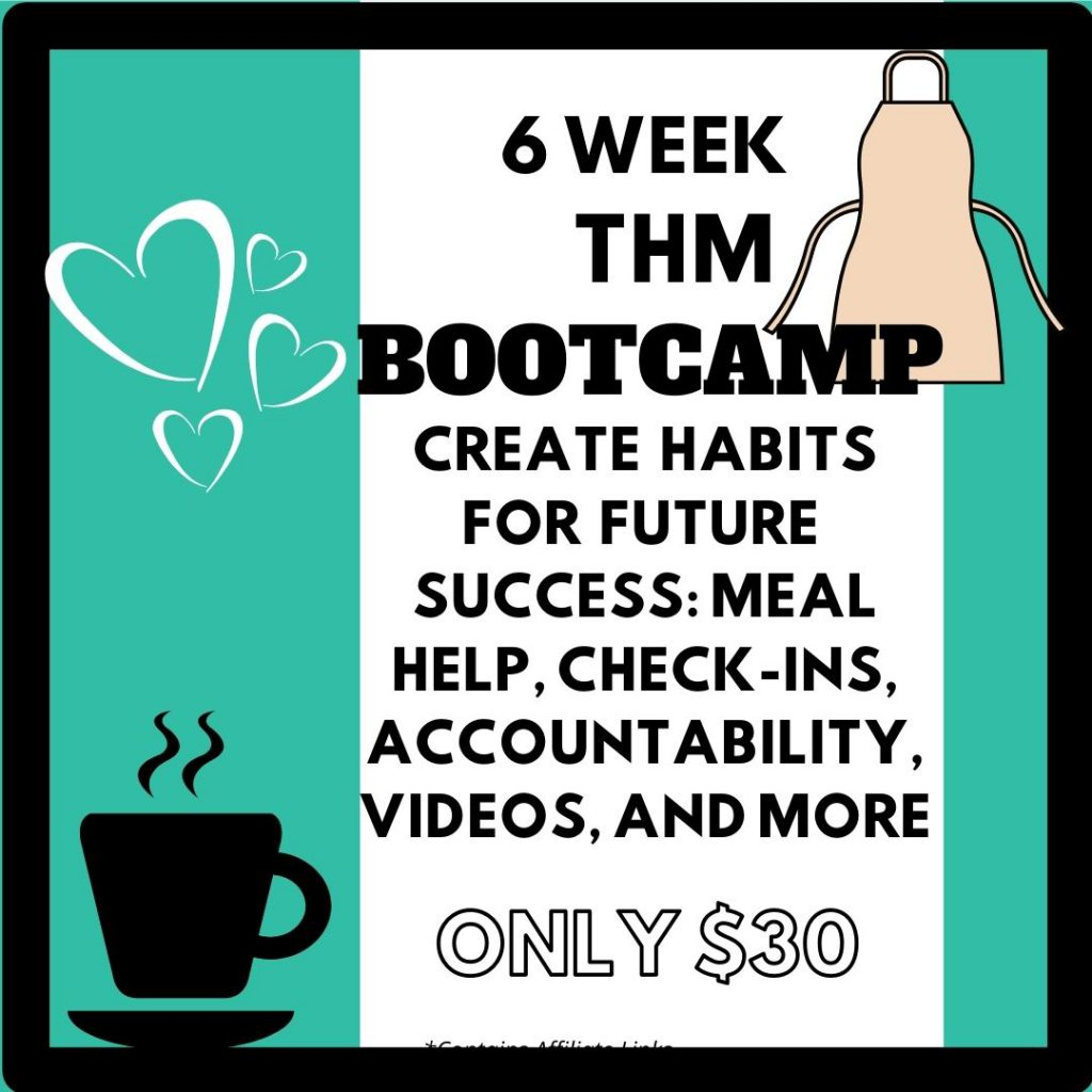 6 Week Trim Healthy Mama Bootcamp